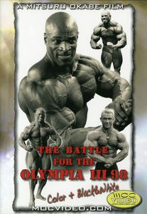 Battle For Olympia 1998 [Documentary]