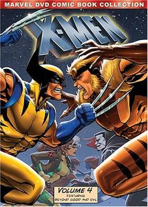 Marvel X-Men, Vol. 4 [2 Discs]