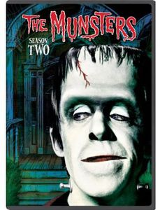 The Munsters: The Complete Second Season