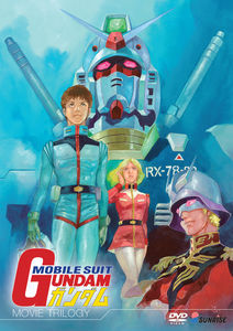 Mobile Suit Gundam Movie Trilogy