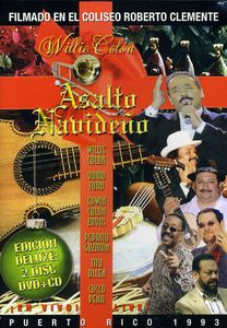 Asalto Navideno: En Vivo Puerto Rico 1993 [With CD] [Deluxe Edition]