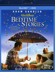 Bedtime Stories [2008] [WS] [Blu-Ray/ DVD Combo Pack] [2 Discs]