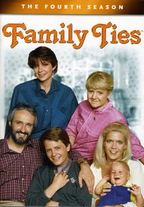 Family Ties: The Fourth Season [Full Frame] [4 Discs] [Sensormatic]