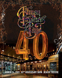 40: 40th Anniversary Show Live at the Beacon Theater