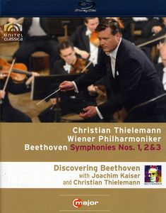 Discovering Beethoven: Symphonies Nos 1 2 & 3