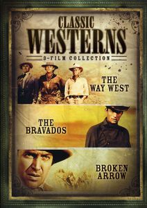 Classic Westerns 3-Film Collection [Widescreen] [3 Discs]