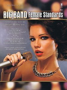 Big Band Standards for Female 2