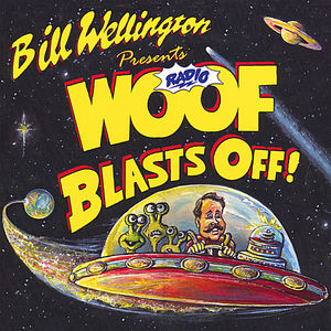 Radio Woof Blasts Off!