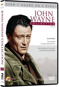 John Wayne Collection, Vol. 3 [B&W] [Amaray]
