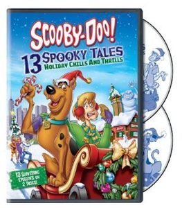 Scooby-Doo: 13 Spooky Tales - Holiday Chills &