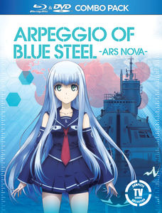 Arpeggio Of Blue Steel TV Series