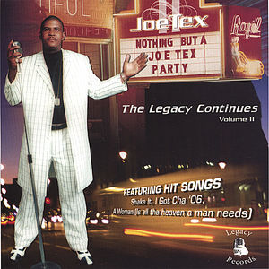 Nothing But a Joe Tex Party