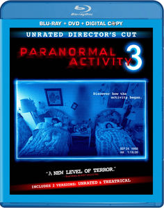 Paranormal Activity 3 [WS] [Blu-ray/ DVD/ Digital Copy] [Rated/ Unrated]