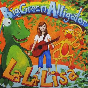 Big Green Alligator