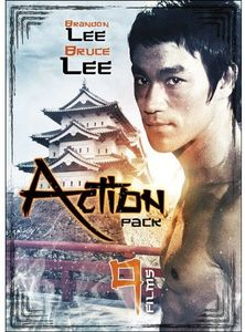 9-Film Action Pack