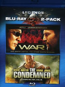 War/ The Condemned [2 Pack]