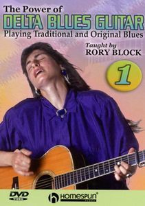 The Power Of Delta Blues Guitar, Vol. 1 [Instructional]