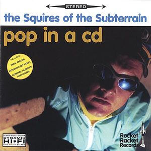 Pop in a CD