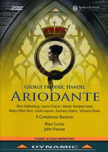 Ariodante Dramma Per Music in Three Acts