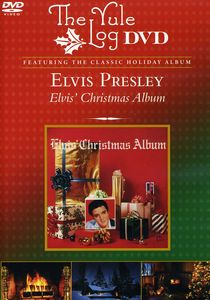 Elvis Christmas/ Yule Log