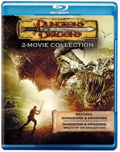 Dungeons and Dragons 2-Movie Collection