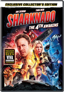 Sharknado: The 4th Awakens