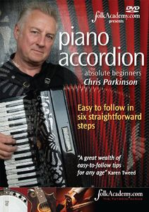 Piano Accordion for Absolute Beginners