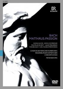 St Matthew Passion BWV 244
