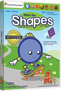 Meet The Shapes [Subtitles]