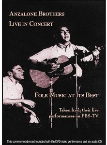 Anzalone Brothers Live in Concert