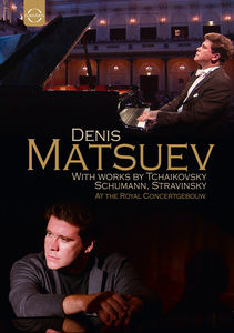 Denis Matsuev: Piano Recital At The Royal Concertgebouw