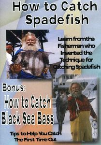 How to Catch Spadefish & How to Catch Black Sea Ba