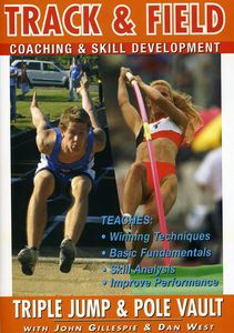 Track & Field: Triple Jump & Pole Vault with John
