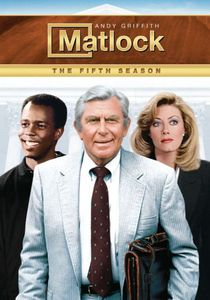Matlock: The Fifth Season [Full Frame] [6 Discs]