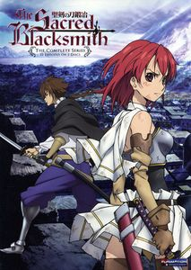 Sacred Blacksmith: Complete Box Set