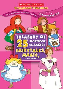 Fairytales Magic & More Scholastic Treasury of 25