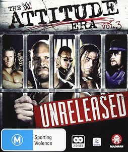 WWE: Attitude Era Volume 3 - Unreleased [Import]