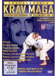 Vol. 3-Krav Maga Encyclopedia Examination Program
