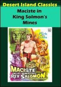 MacIste in King Solomon's