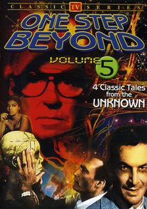 Twilight Zone: One Step Beyond, Vol. 5