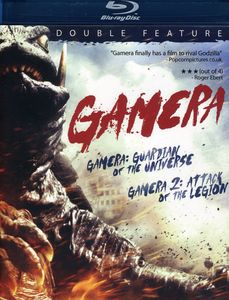 Gamera: Guardian Of The Universe/ Gamera: Attack Of The Legion