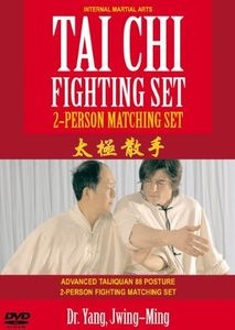 Tai Chi Fighting Set