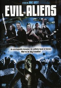Evil Aliens [Rated Version] [WS]
