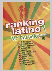 Ranking Latino [Import]