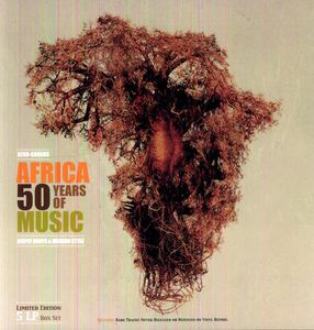 Africa: 50 Years of Music /  Various