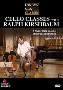London Master Classes: Cello Classes with Ralph