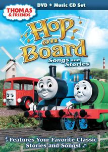 Thomas & Friends: Hop on Board: Songs and Stories
