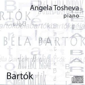 Bela Bartok-Piano Works