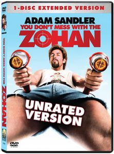 You Don't Mess With The Zohan [WS] [Unrated] [Single Disc Version]