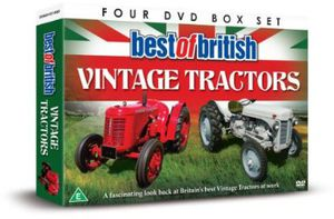 Best of British Vintage Tractors